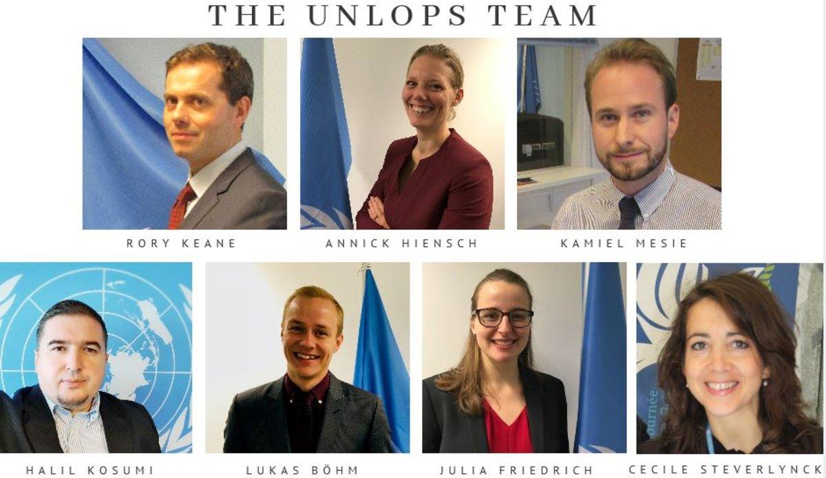 UNLOPS team